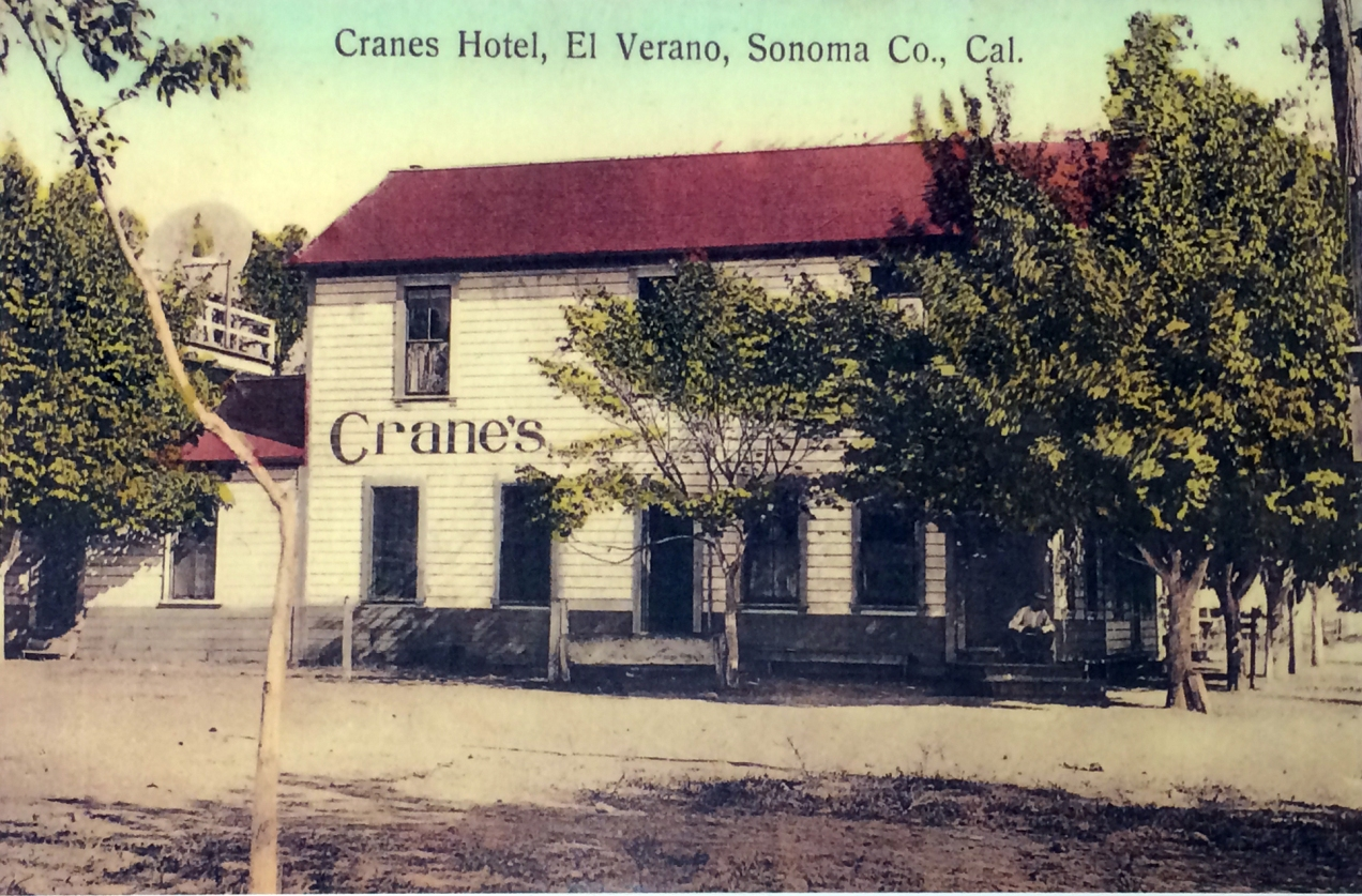 cranesshotel