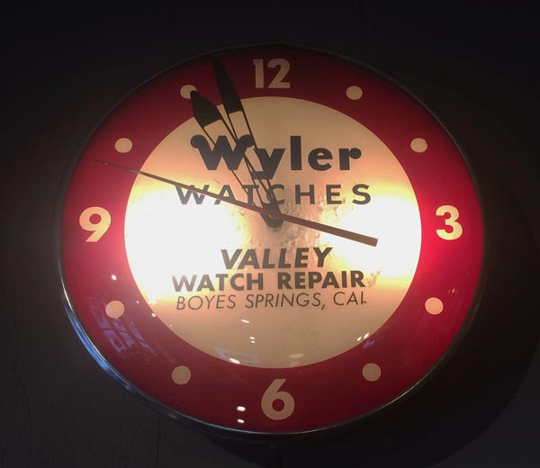 ValleyWatchRepairClock