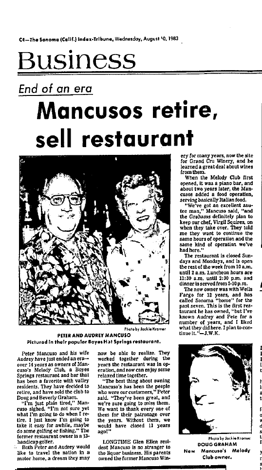 MancusosRetire1983